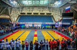 Moscow Games 2015 церемония открытия