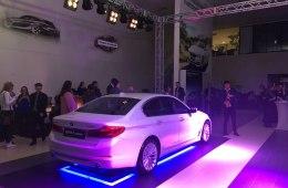 Презентация BMW 5