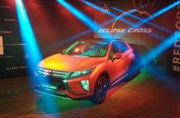 Презентация Mitsubishi Eclipse CROSS