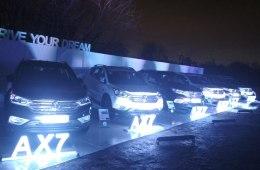Презентация автомобилей Dongfeng