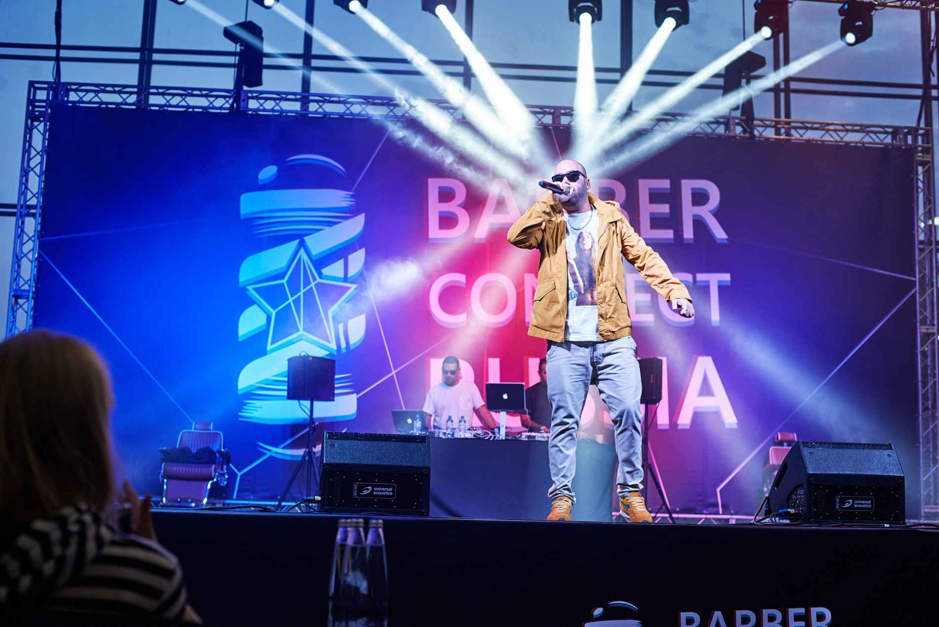 Фестиваль Barber Connect 2017