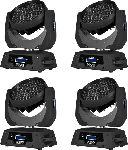 Комплект светового оборудования Оптимальный в аренду